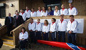 Sports Minister opens elite training centre for canoe sprint