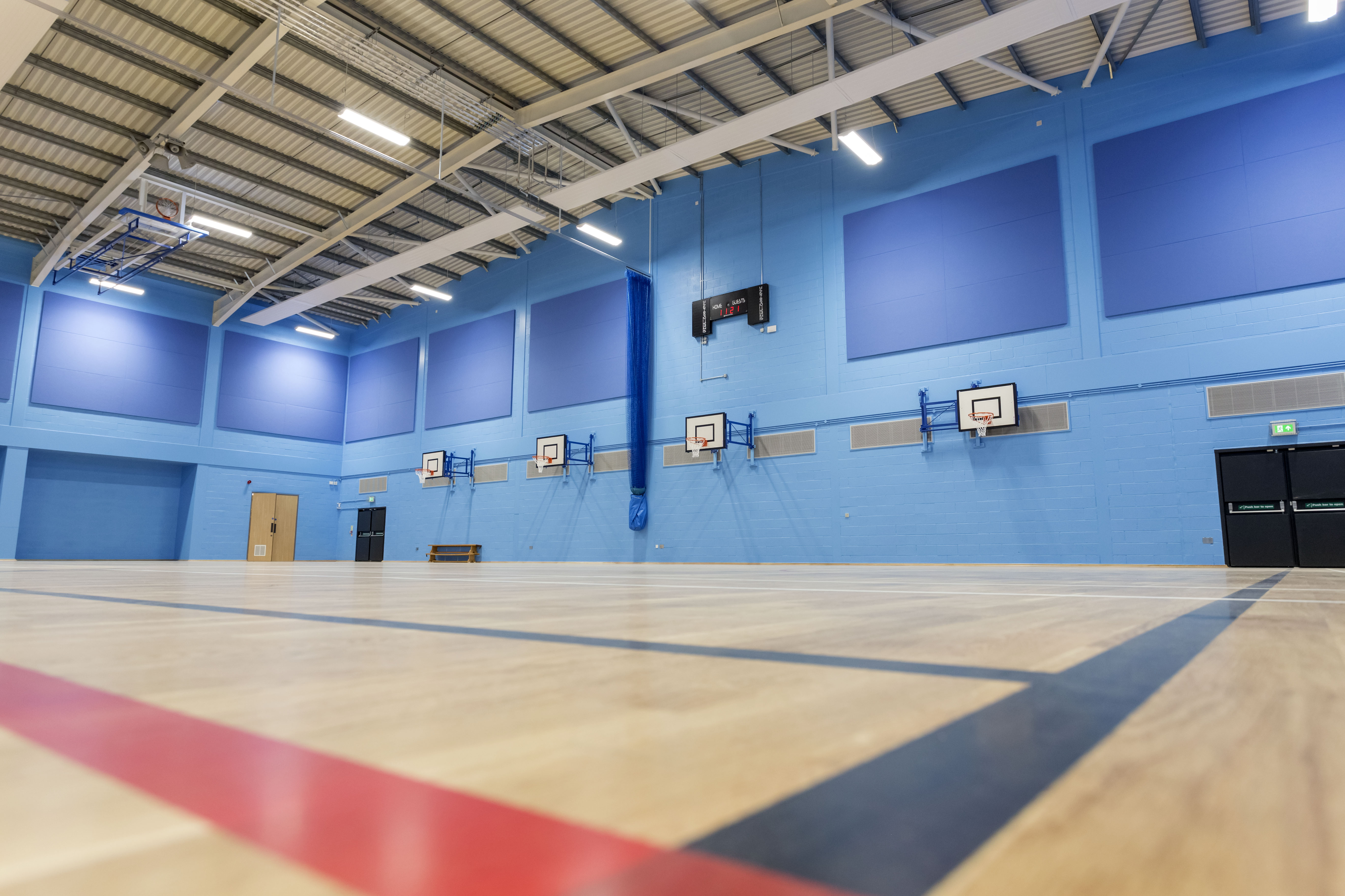Giant sports centre tackles inactivity