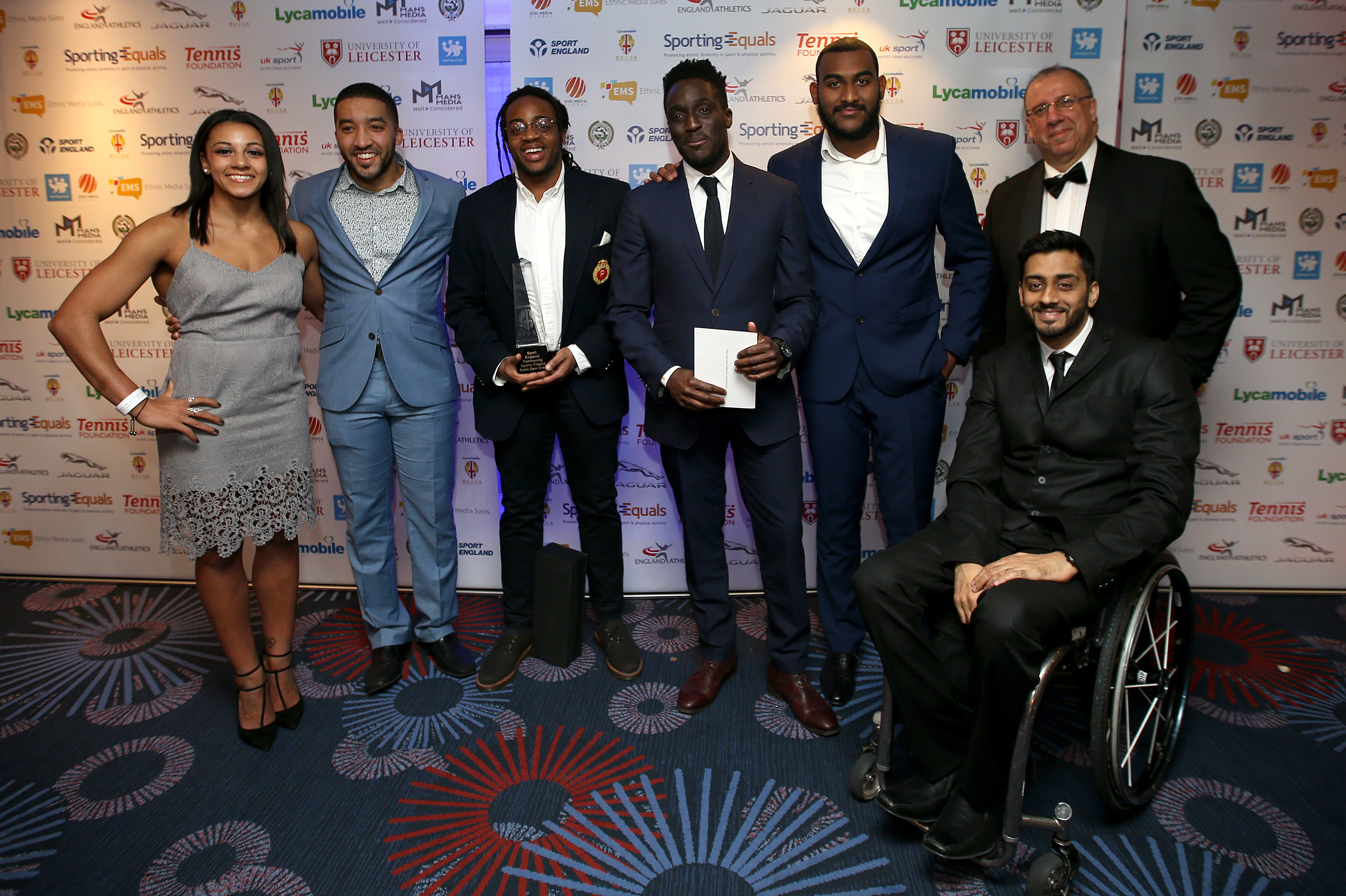 Swim Dem Crew win big at BEDSA awards