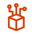 An icon for the applying innovation and data catalyst