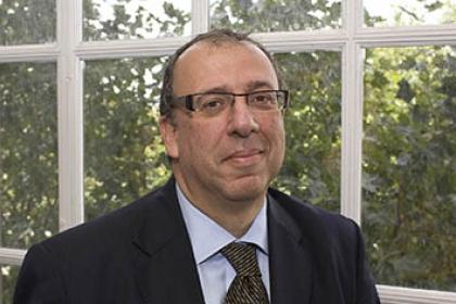 Portrait of Nick Bitel, Sport England chairman