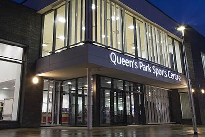 queens park sports centre