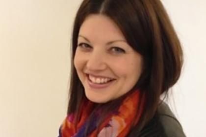 Headshot of Allison Savich, strategic lead for digital and innovation