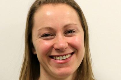 Headshot of Jenny Betteridge, Sport England's strategic lead for volunteering
