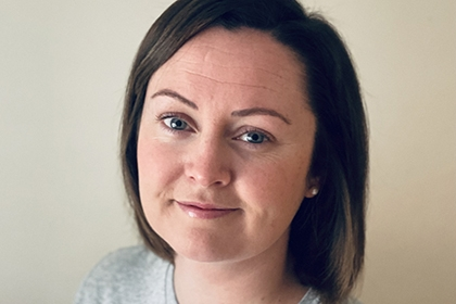 Headshot of Harriet Jones, ukactive's head of projects and campaigns