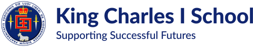 King Charles I school logo
