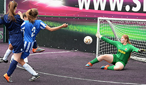 Women's football: funding boost